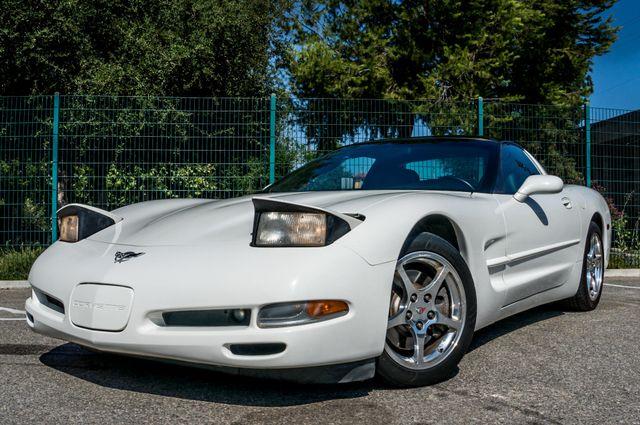 2003 Chevrolet Corvette Reseda, CA 3