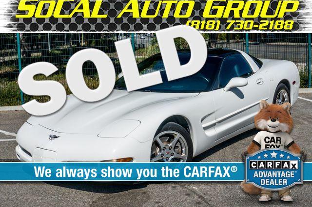 2003 Chevrolet Corvette Reseda, CA 0