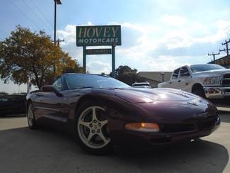 2003 Chevrolet Corvette San Antonio, Texas