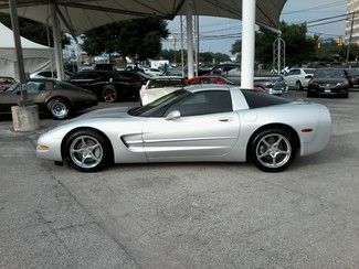 2003 Chevrolet Corvette 2 tops San Antonio, Texas