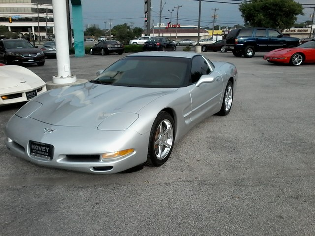 2003 Chevrolet Corvette 2 tops San Antonio, Texas 1