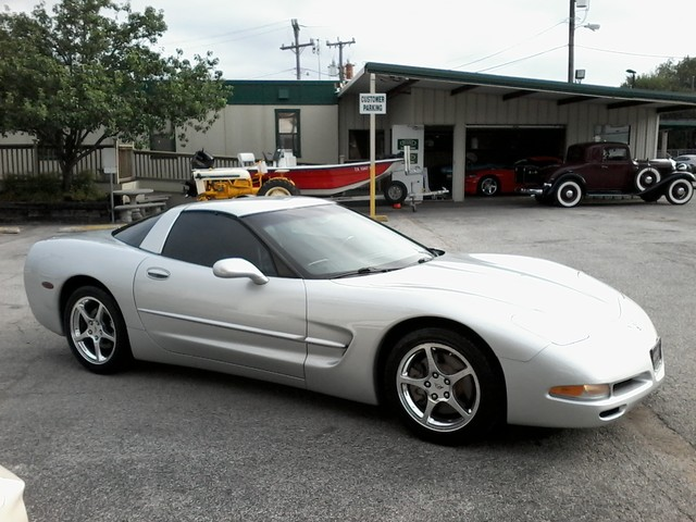 2003 Chevrolet Corvette 2 tops San Antonio, Texas 5