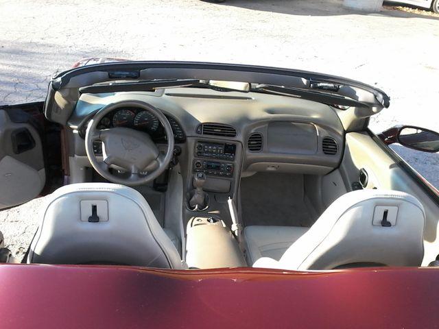 2003 Chevrolet Corvette 50th Anniversary pkg San Antonio, Texas 17