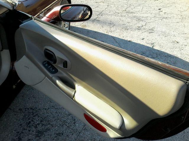 2003 Chevrolet Corvette 50th Anniversary pkg San Antonio, Texas 19