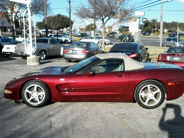 2003 Chevrolet Corvette 50th Anniversary pkg San Antonio, Texas 5
