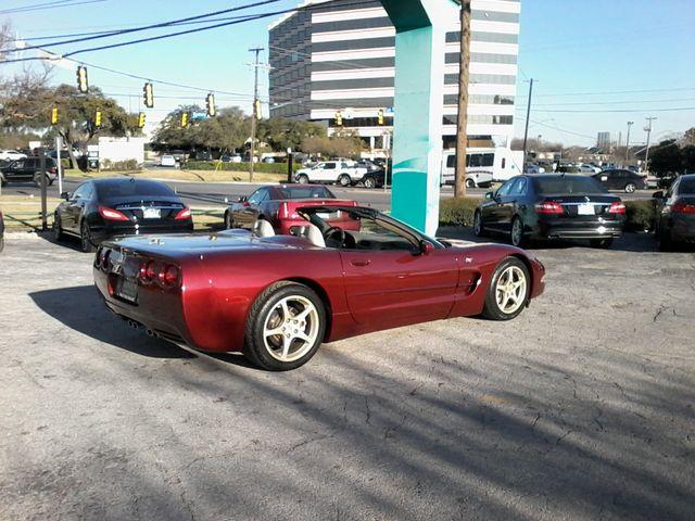 2003 Chevrolet Corvette 50th Anniversary pkg San Antonio, Texas 4