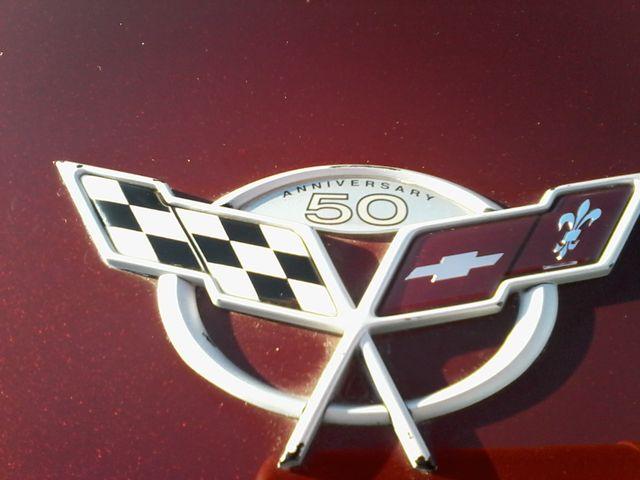 2003 Chevrolet Corvette 50th Anniversary pkg San Antonio, Texas 15
