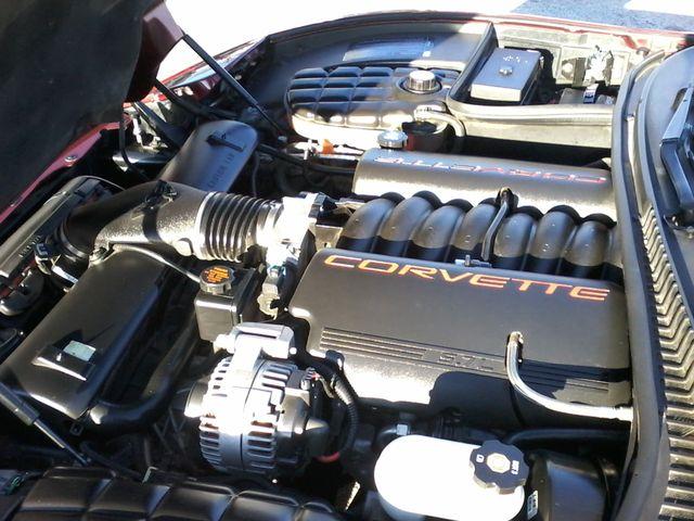 2003 Chevrolet Corvette 50th Anniversary pkg San Antonio, Texas 25