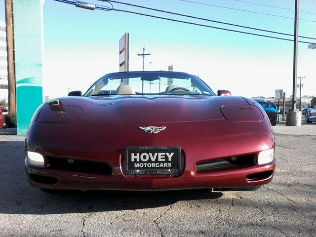 2003 Chevrolet Corvette 50th Anniversary pkg San Antonio, Texas 11