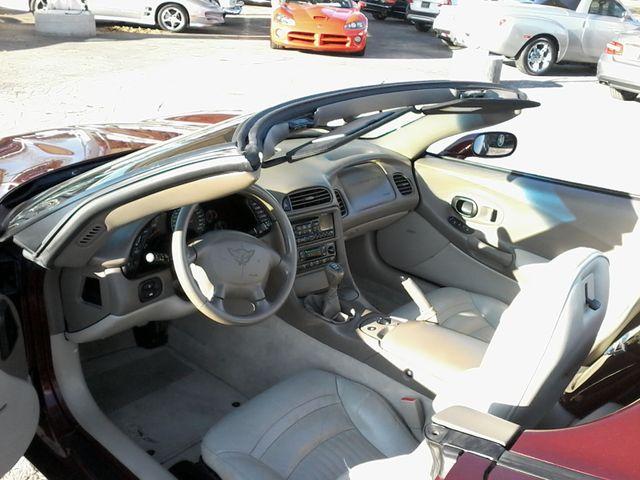 2003 Chevrolet Corvette 50th Anniversary pkg San Antonio, Texas 16