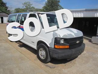 2003 Chevrolet Express  15 Passenger Houston, Mississippi