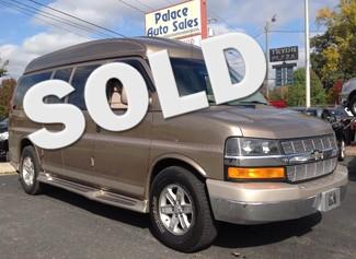 2003 Chevrolet Express Van CONVERSION CHARLOTTE, North Carolina