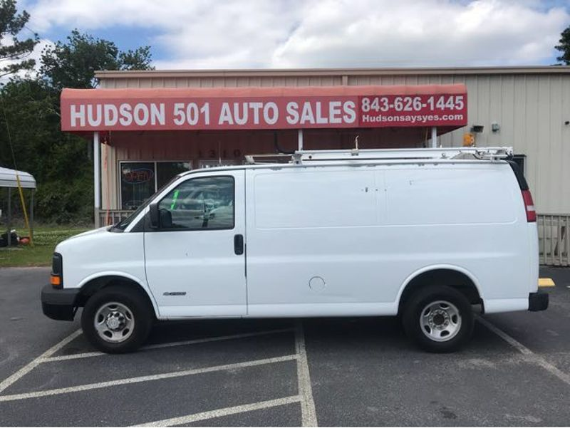 2003 Chevrolet Express Cargo Van 2500 Cargo | Myrtle Beach, South Carolina | Hudson Auto Sales in Myrtle Beach South Carolina