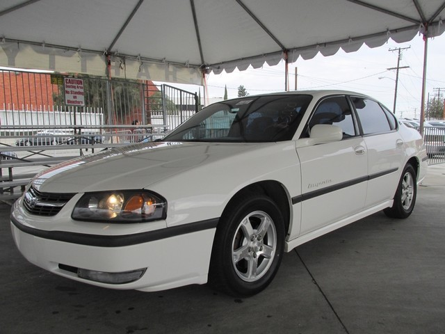 2003 Chevrolet Impala LS Please call or e-mail to check availability All of our vehicles are ava