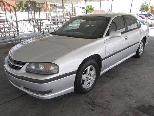 2003 Chevrolet Impala LS Please call or e-mail to check availability All of our vehicles are av