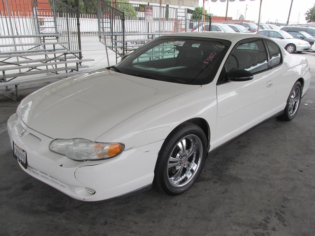 2003 Chevrolet Monte Carlo LS Please call or e-mail to check availability All of our vehicles a
