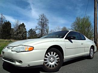 2003 Chevrolet Monte Carlo LS Leesburg, Virginia