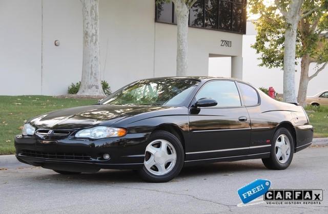 2003 Chevrolet Monte Carlo SS Santa Clarita, CA 0
