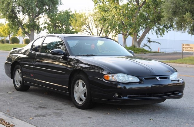 2003 Chevrolet Monte Carlo SS Santa Clarita, CA 1