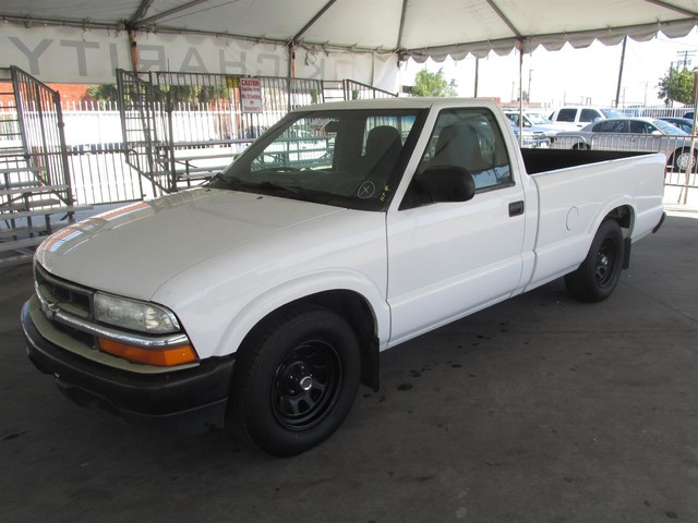 2003 Chevrolet S-10 Please call or e-mail to check availability All of our vehicles are availab