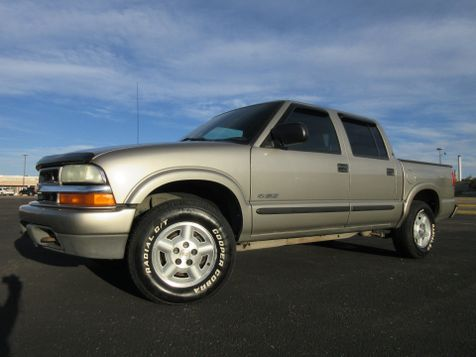 2003 Chevrolet S-10 Crew Cab LS 4X4 in , Colorado
