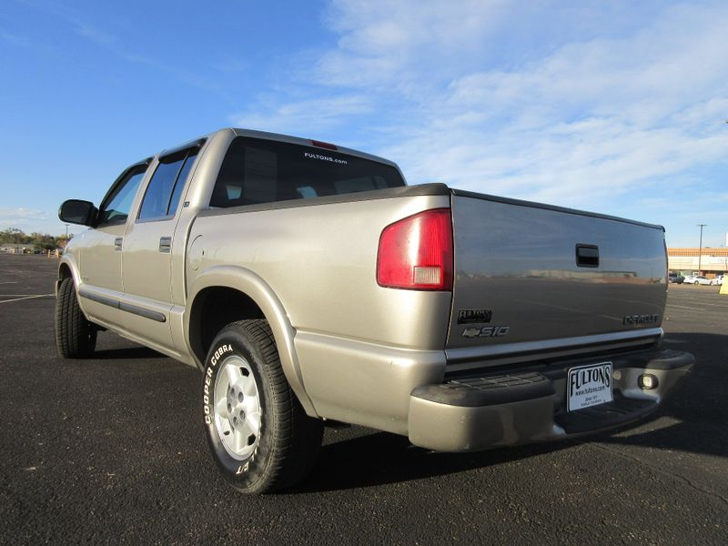 2003 Chevrolet S-10 Crew Cab LS 4X4  Fultons Used Cars Inc  in , Colorado