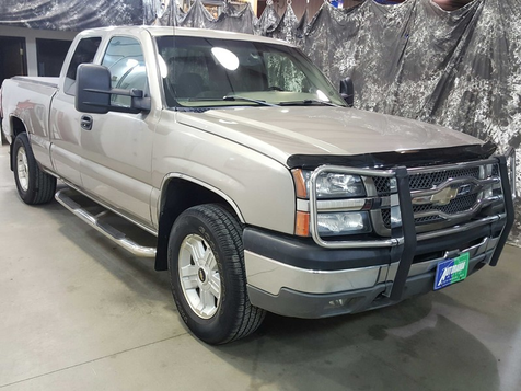 2003 Chevrolet Silverado 1500 LS in , ND