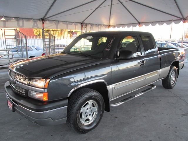 2003 Chevrolet Silverado 1500 LS Please call or e-mail to check availability All of our vehicles
