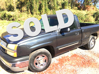 2003 Chevrolet Silverado 1500 Base Knoxville, Tennessee