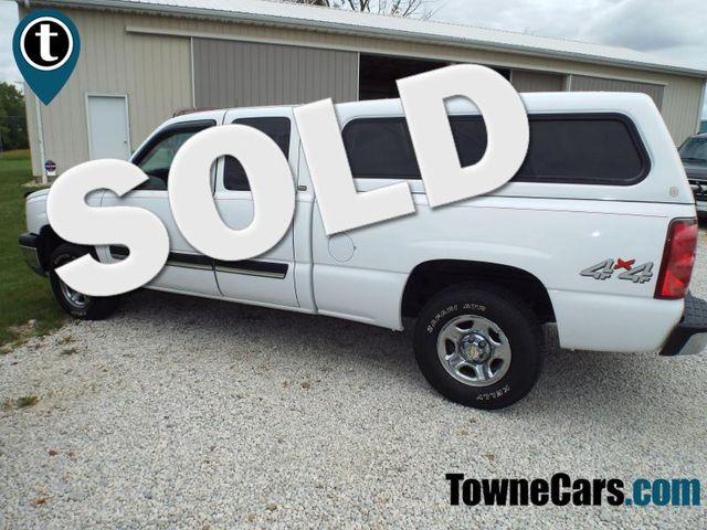 2003 Chevrolet Silverado 1500  | Medina, OH | Towne Auto Sales in Medina OH