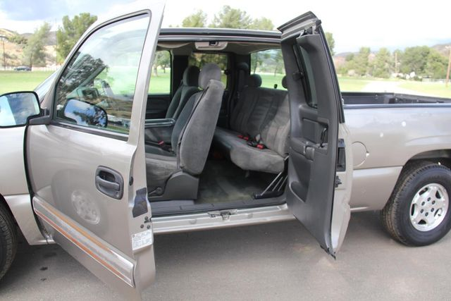 2003 Chevrolet Silverado 1500 LS Santa Clarita, CA 19