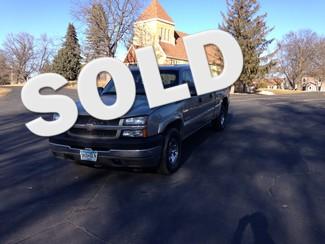 2003 Chevrolet Silverado 1500HD LS Lake Crystal, Minnesota