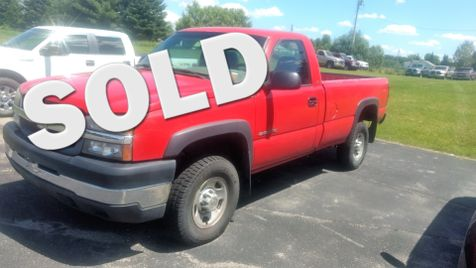 2003 Chevrolet Silverado 2500HD Work Truck in Derby, Vermont