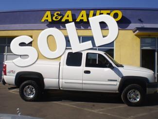 2003 Chevrolet Silverado 2500HD LS Englewood, Colorado