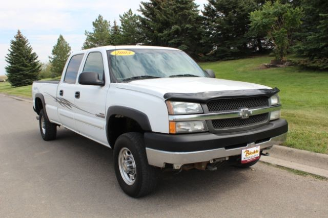 2003 Chevrolet Silverado 2500HD LS  city MT  Bleskin Motor Company   in Great Falls, MT