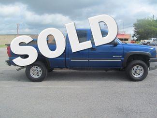 2003 Chevrolet Silverado 2500HD LS | Greenville, TX | Barrow Motors in Greenville TX