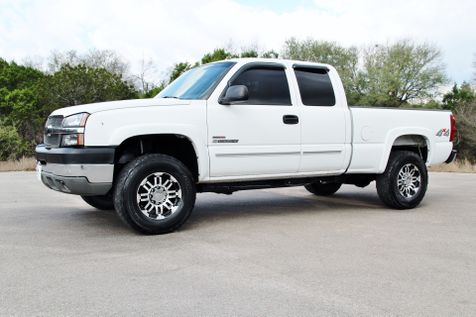 2003 Chevrolet Silverado 2500HD - 4x4 in Liberty Hill , TX