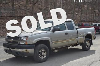 2003 Chevrolet Silverado 2500HD LS Naugatuck, CT