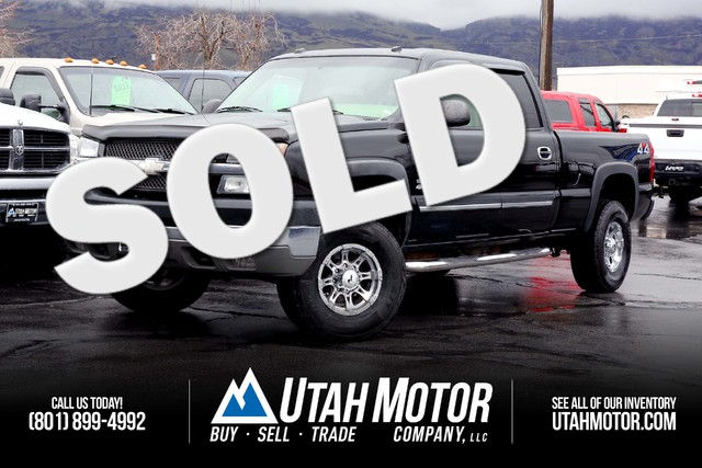 used chevrolet silverado 2500hd for sale in orem ut 93 cars from. Cars Review. Best American Auto & Cars Review