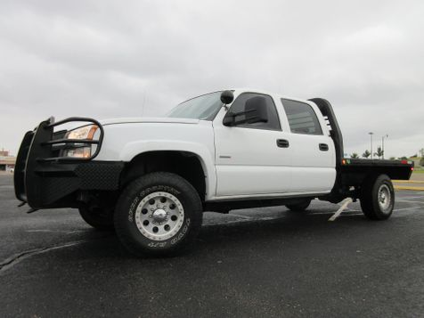 2003 Chevrolet Silverado 2500HD Crew Cab 4X4 Flatbed in , Colorado