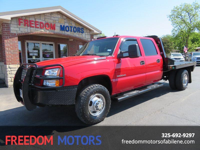 2003 Chevrolet Silverado 3500 LT 2WD   Abilene, Texas   Freedom Motors  in Abilene Texas