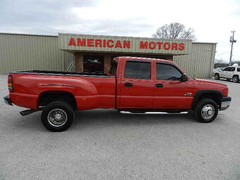 2003 Chevrolet Silverado 3500 LS | Brownsville, TN | American Motors of Brownsville in Brownsville TN