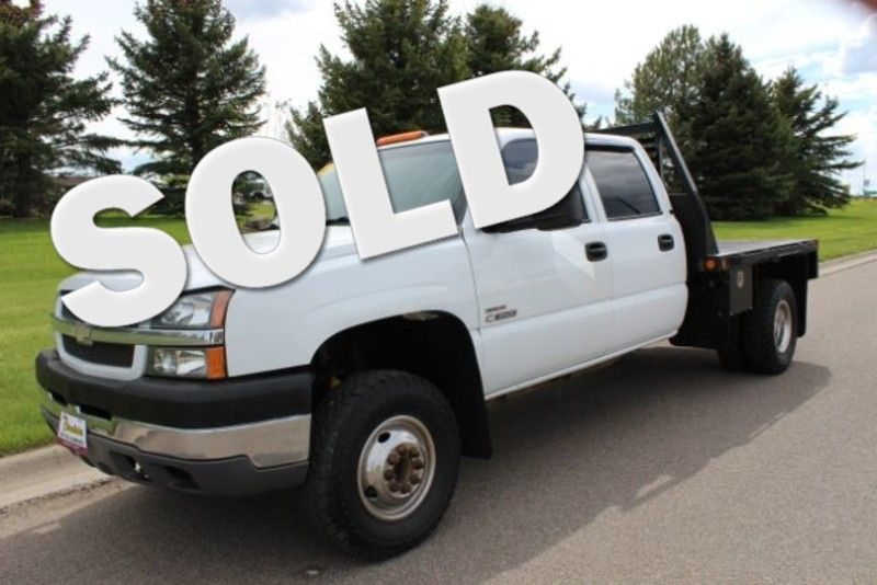 2003 Chevrolet Silverado 3500 LS  city MT  Bleskin Motor Company   in Great Falls, MT