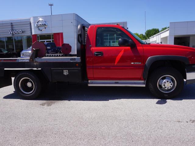 2003 Chevrolet Silverado 3500 LS Harrison, Arkansas 4