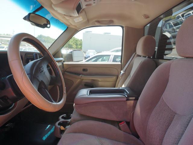 2003 Chevrolet Silverado 3500 LS Harrison, Arkansas 7