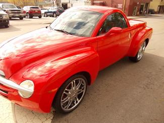2003 Chevrolet SSR LS Manchester, NH 3