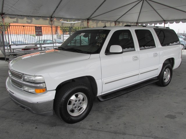 2003 Chevrolet Suburban LT This particular Vehicle comes with 3rd Row Seat Please call or e-mail