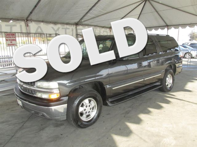 2003 Chevrolet Suburban LS This particular Vehicles true mileage is unknown TMU Please call or