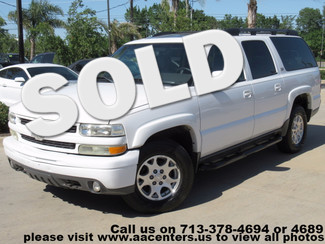 2003 Chevrolet Suburban Z71 in Houston TX