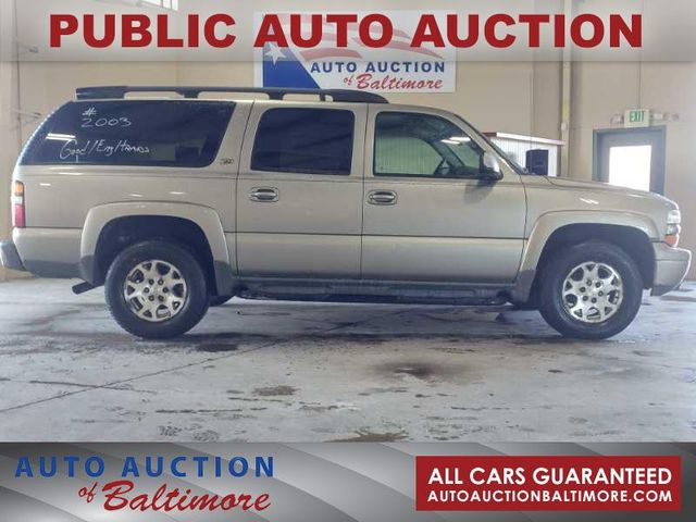 2003 Chevrolet Suburban Z71 | JOPPA, MD | Auto Auction of Baltimore  in JOPPA MD